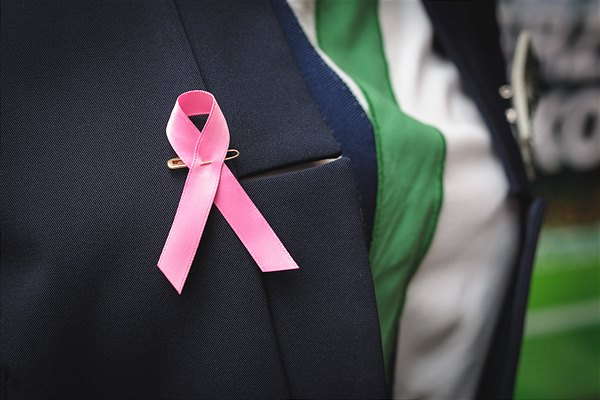 Pink Ribbon-Aktionstag beim SK Rapid