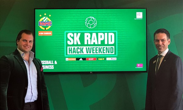 SK Rapid Hack Weekend