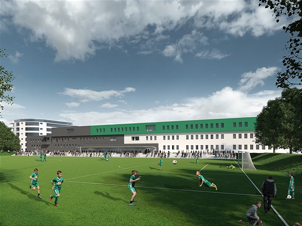 SK Rapid Trainingszentrum