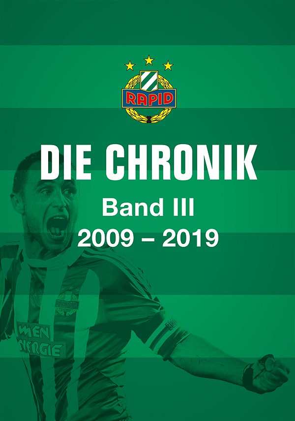 Cover Rapid Chronik Band III
